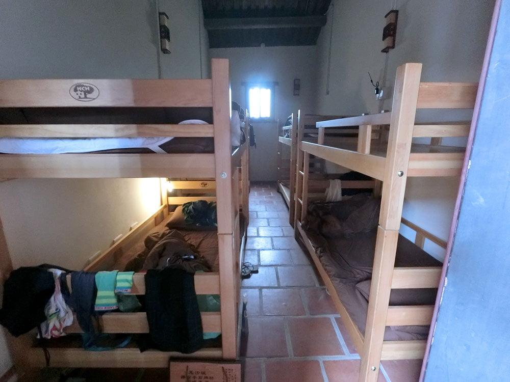 Kinmen Beishan Old Western House Dorm Room