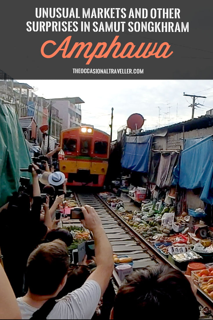 Pin it: Amphawa, Samut Songkhram, Thailand