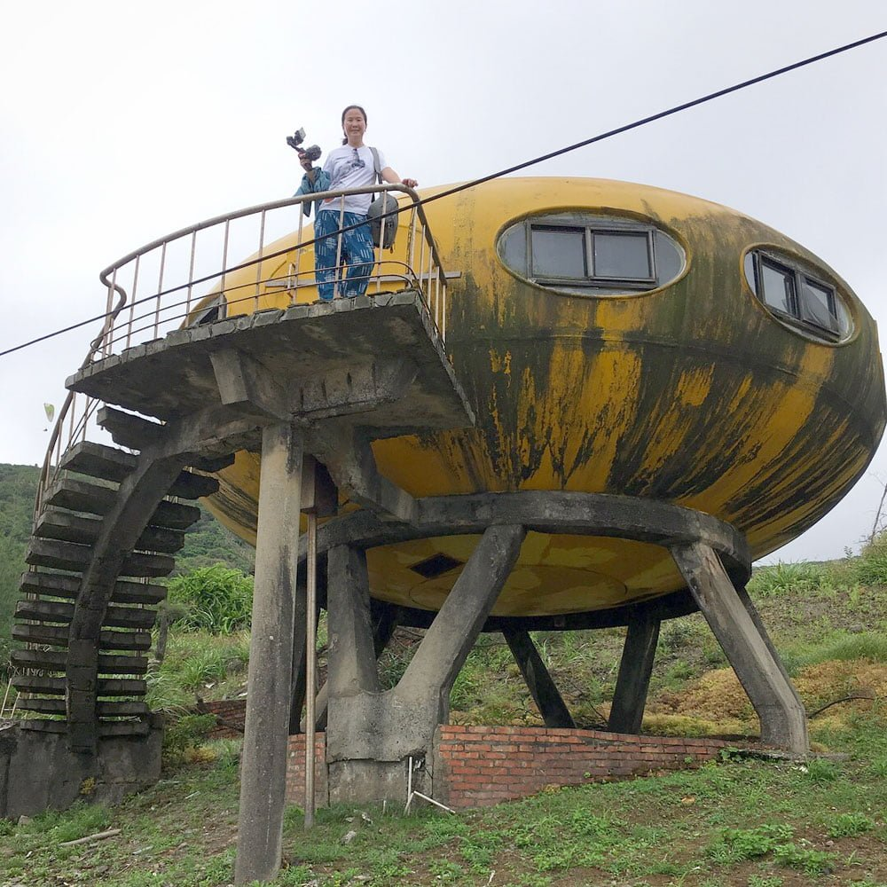 XinTaipei Wanli UFO Village Futuro Me
