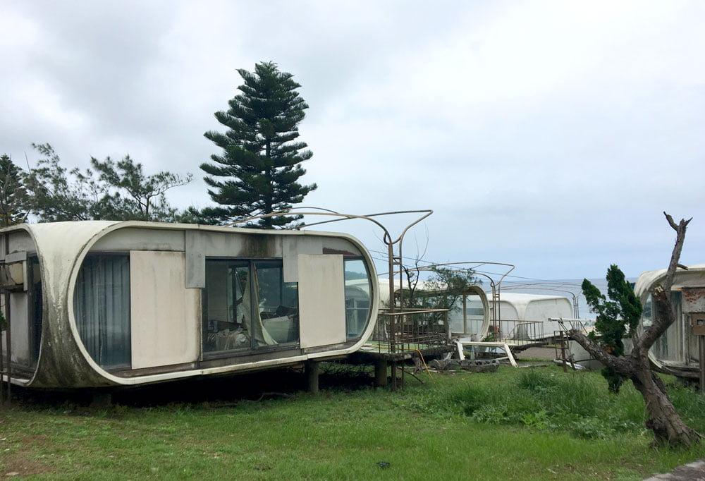 XinTaipei Wanli UFO Village Venturo