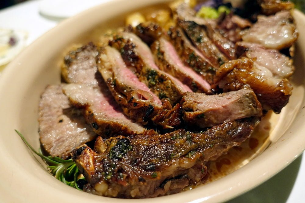 Hong Kong Marco Polo Cucina Beef