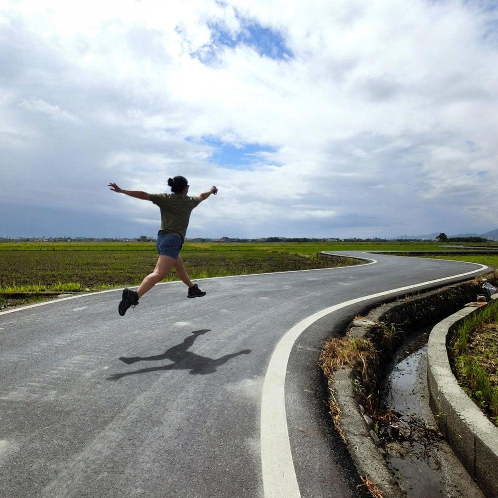 Yilan Dongshan Mr Brown Road Jumpshot