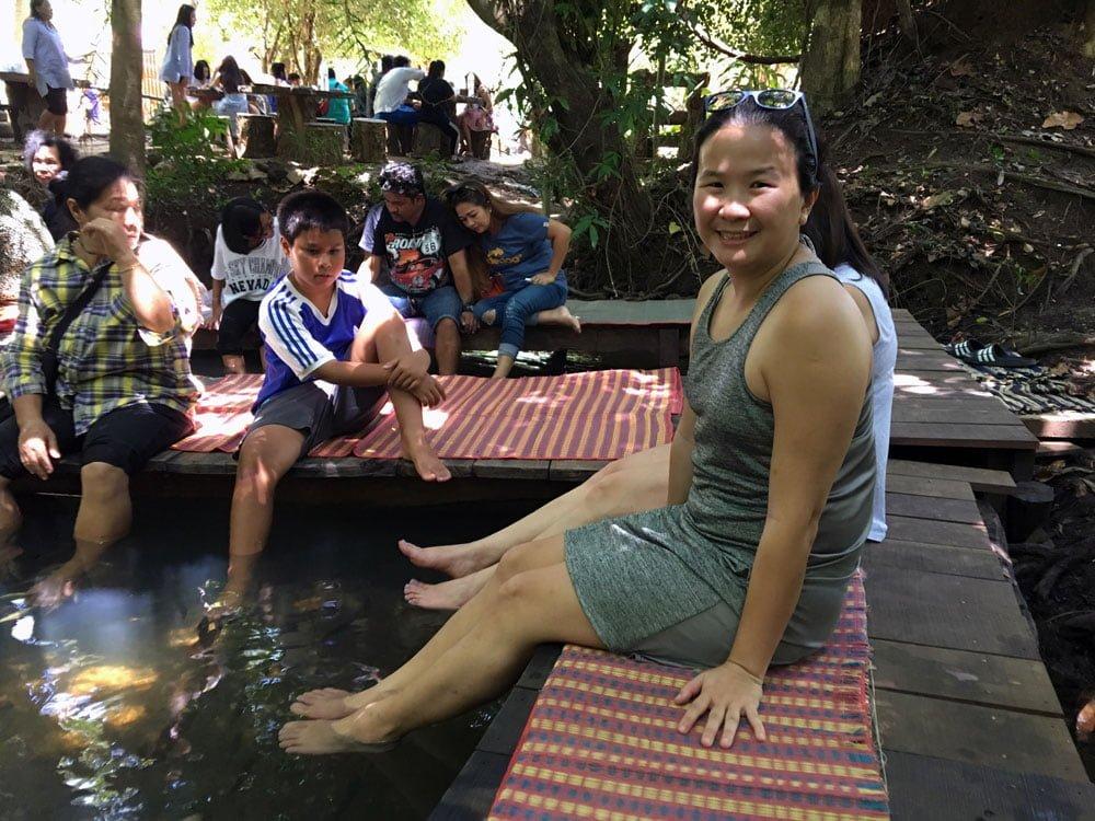 Khanom Suan Ta San Fish Spa Me