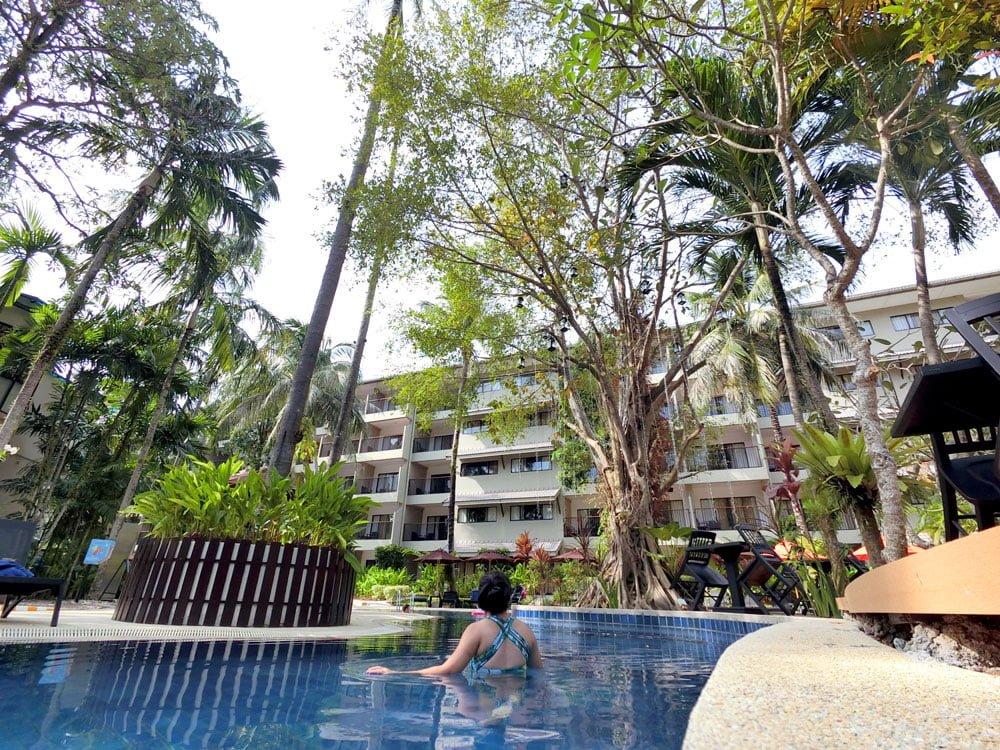 Novotel Phuket Surin Pool Me