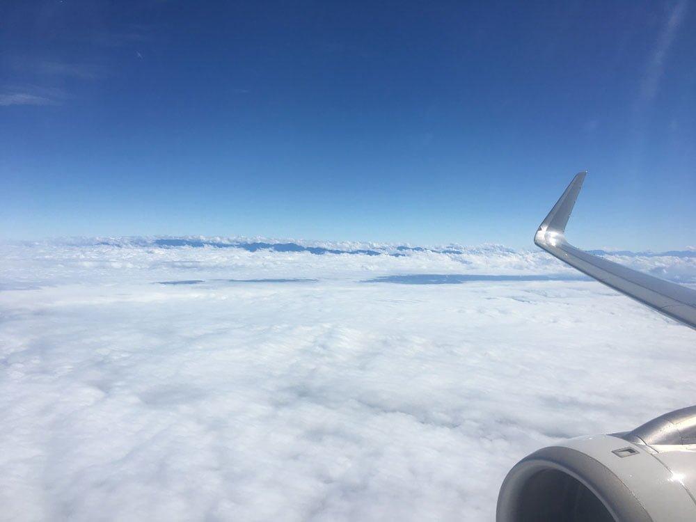 Scoot Plane Window