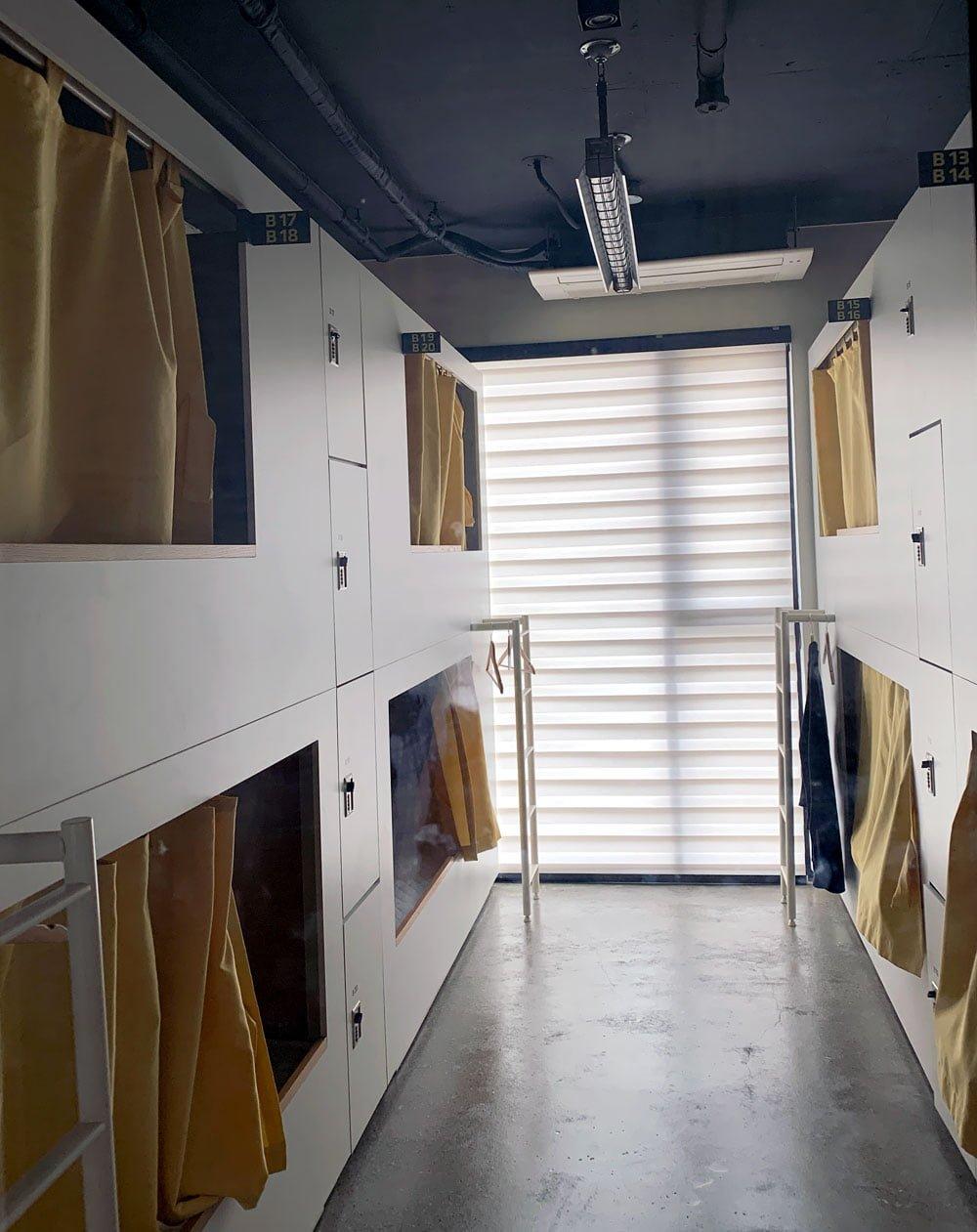 Suncheon Baguni Hostel Dormitory