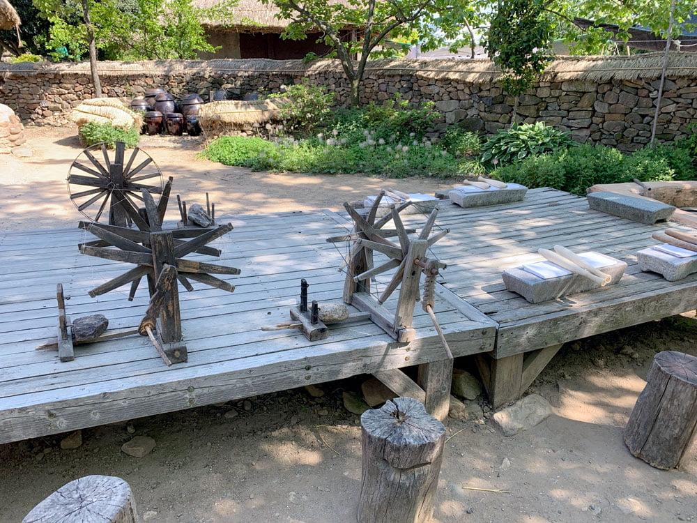 Suncheon Naganeupseong Activities