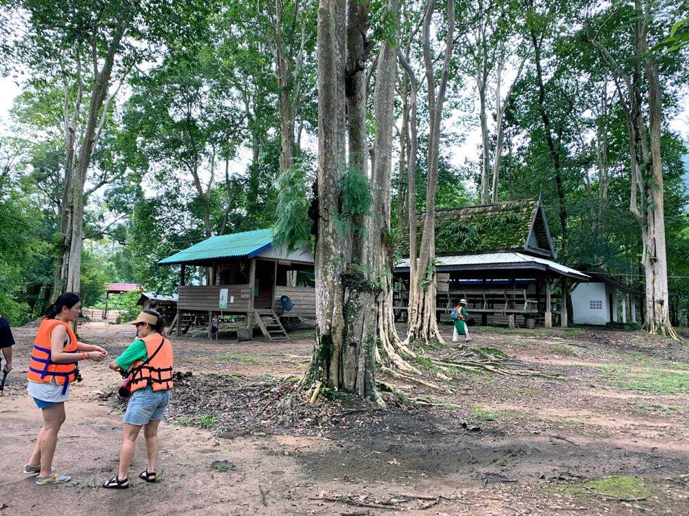Laos Kong Lor Cave Natan