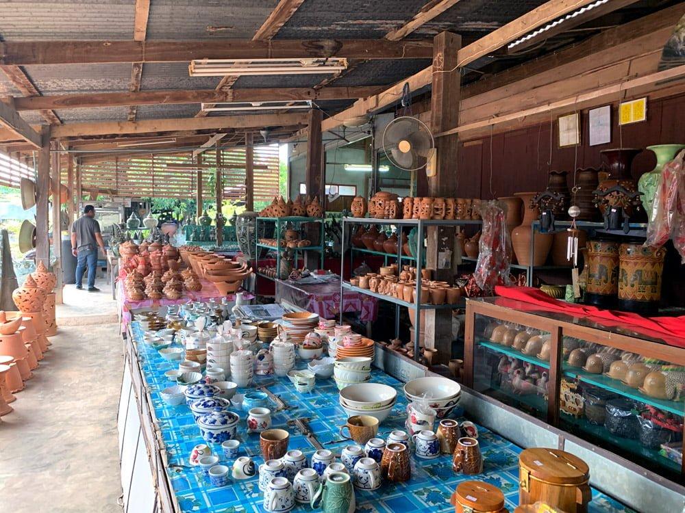 Sukhothai Prasert Antique Shop