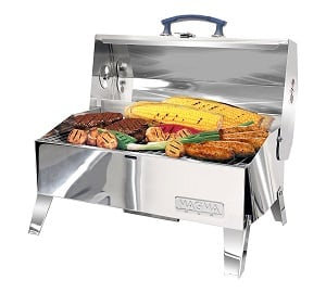 Cabo Adventurer Marine Series Charcoal Grill
