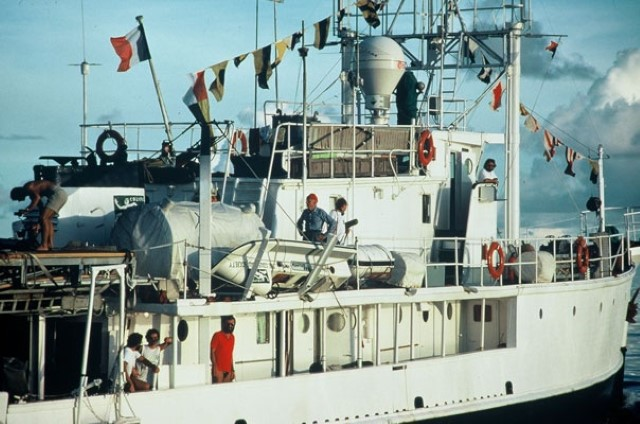 Remembering Jacques Cousteau 30 Photos CLICK HERE The
