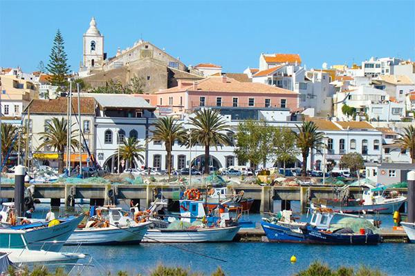 Lagos Marina Portugal Algarve yacht explore