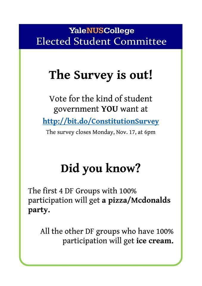 ESC Survey
