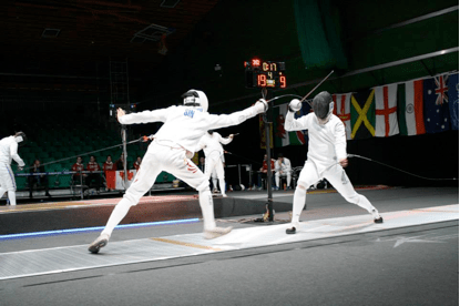 Willie Khoo Fencing