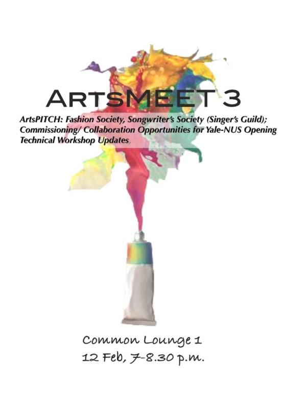 ArtsMEET 3