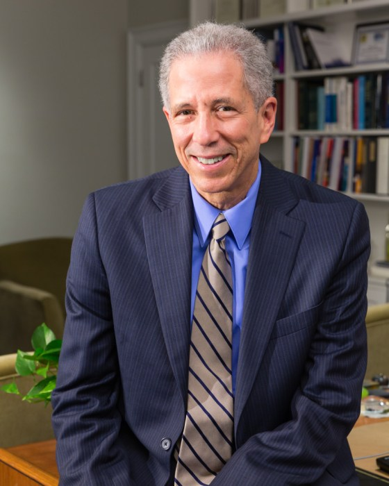 Robert Alpern, Yale School of Medicine Dean.