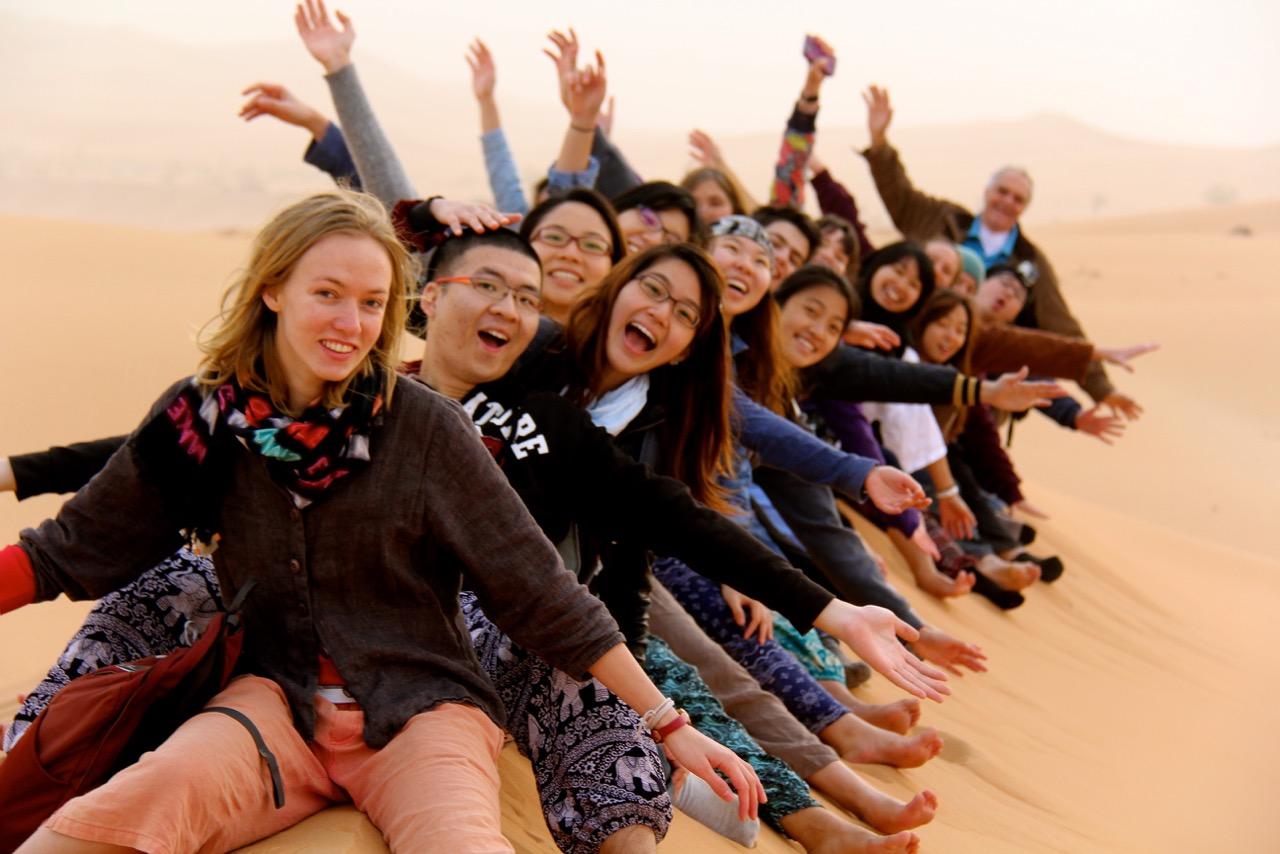 Academic Adventures Abroad