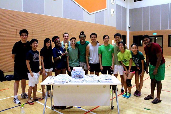 Cendana College competitors