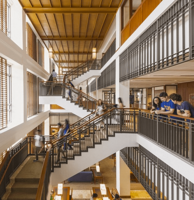Detailing the Distinct Architecture of Yale-NUS