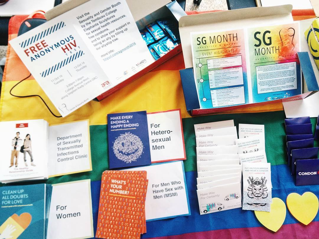 Sexuality and Gender Month: Destigmatizing Sexuality