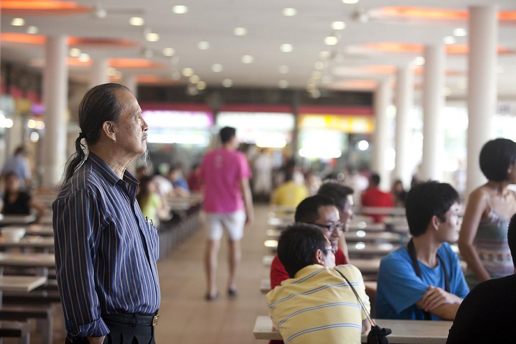 Singapore's Best Hawker Centres: Austin Shiner's Picks