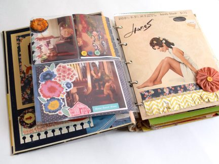 jennifer perkins junk journal