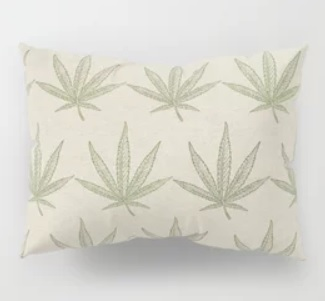 society 6 pillow