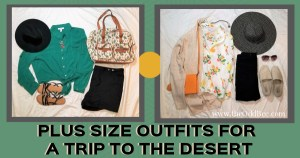 plus size desert outfits