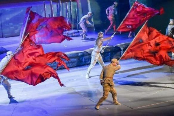 Red culture' adapts to new audiences ahead of 70th anniversary
