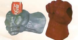 PU Toy Glove