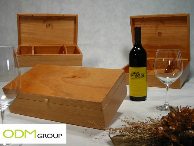 & Wooden Boxes - Promotional Gifts by the ODM Group Aboutintivar.Com
