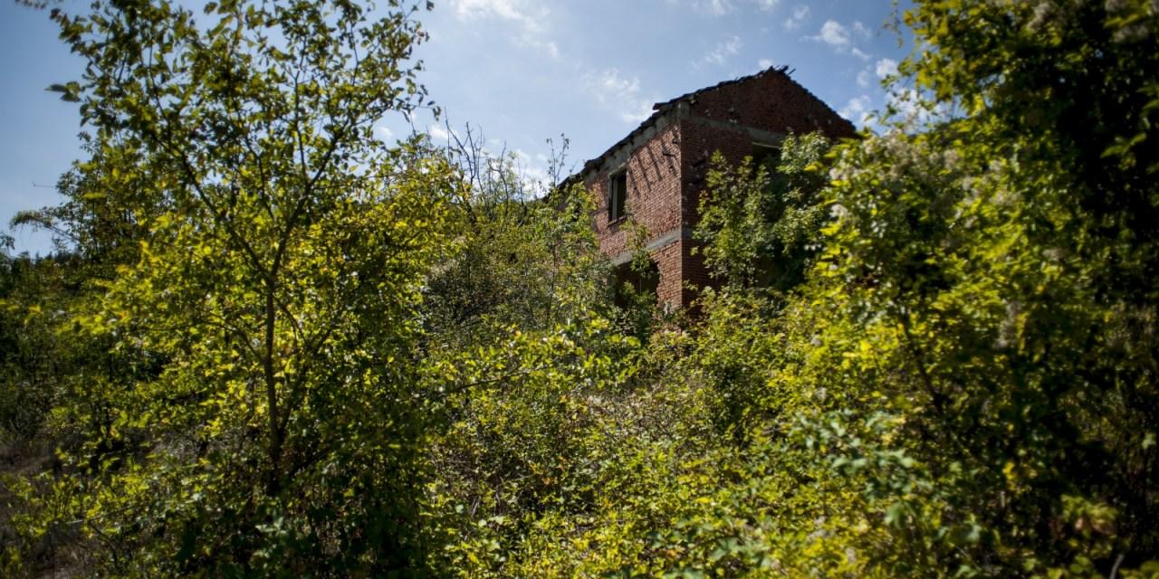 Lost villages of Ivaylovgrad