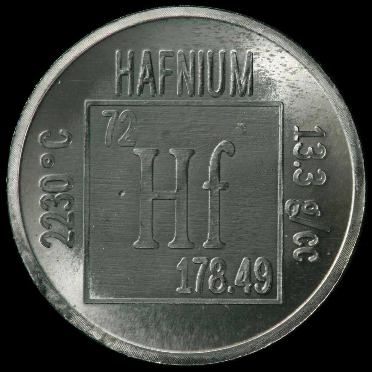Facts Pictures Stories About The Element Hafnium In The