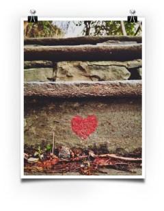 Poster hjerte