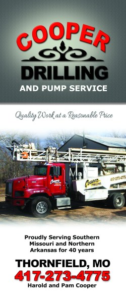 Cooper Drilling and Pump Service