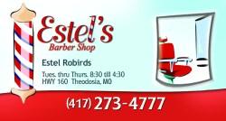 Estel's Barber Shop