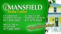 Mansfield Home Center