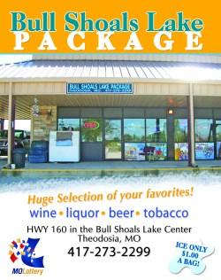 Bull Shoals Lake Package