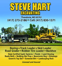 Steve Hart Excavating Services
