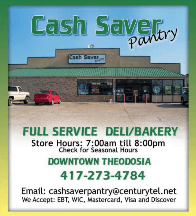cash saver pantry