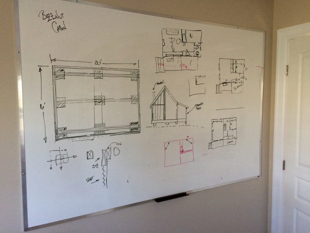 Perfect floor plan this 20ft x 24ft off grid cabin floor for Off the grid building plans