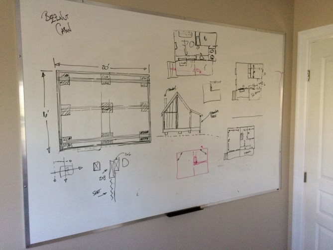 The Off Grid Cabin-Floor-Plans-hand-drawn-2