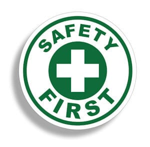Safety_First_Green_Circle