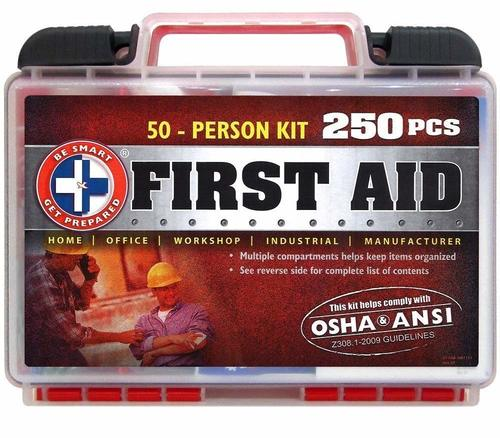 Small First Aid Kit For Off Grid Living
