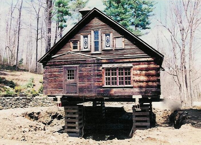 The Correct Cabin Foundation is critical