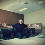 Steve Barnes waiting room again