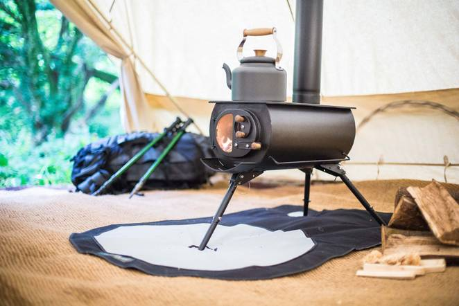 Frontier Plus Portable Woodstove 1