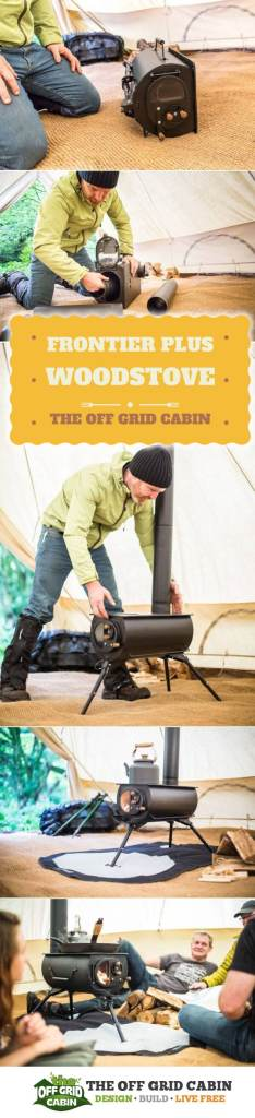Frontier Plus Wood Stove Pinterest The Off Grid Cabin