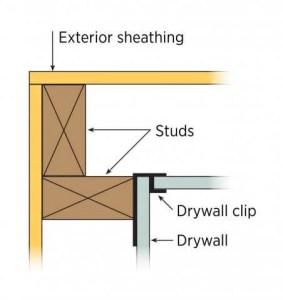 Corner Framing Techniques 4