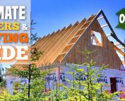The Ultimate Roof and Rafter Guide For Cabins & Tiny Homes Featured Image
